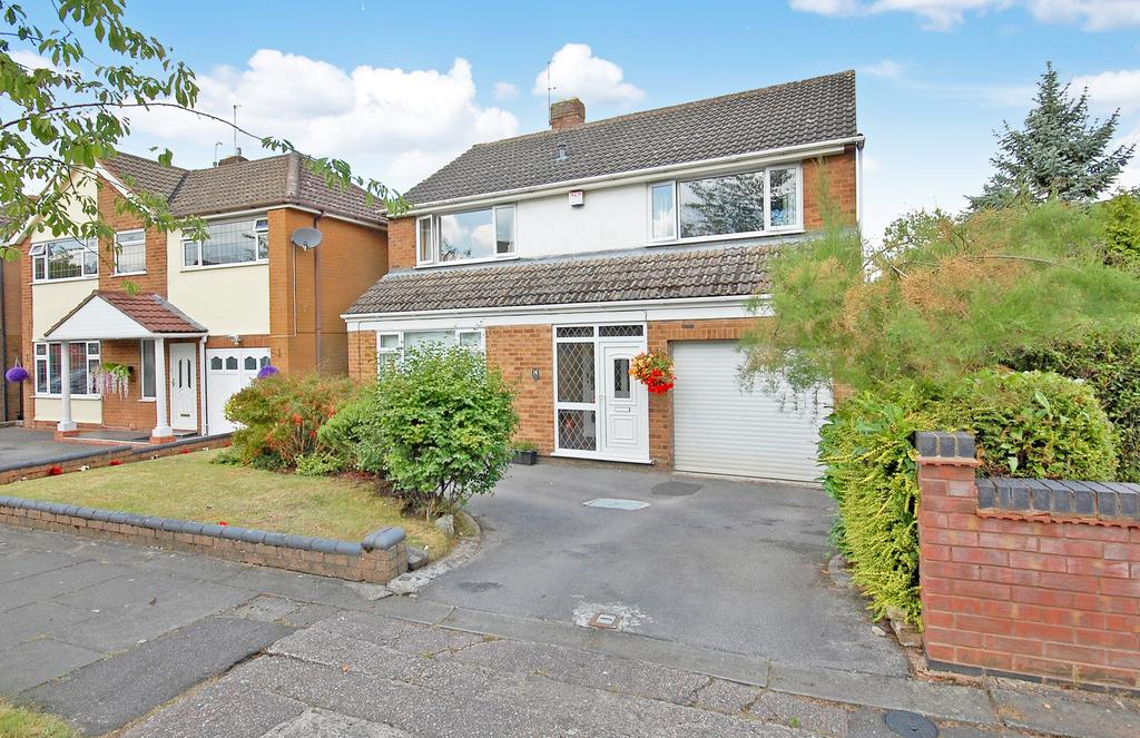 4 Bedrooms Detached House for sale in Lea Manor Drive, Penn, WOLVERHAMPTON WV4
