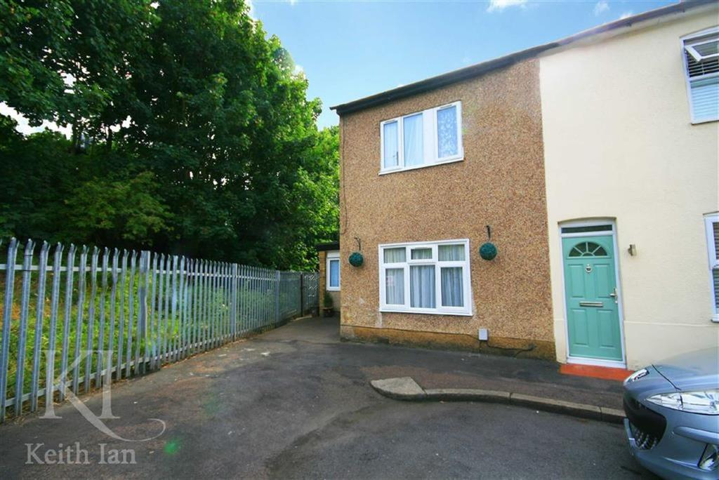 4 Bedrooms End Of Terrace House for sale in Burleigh Road, Cheshunt