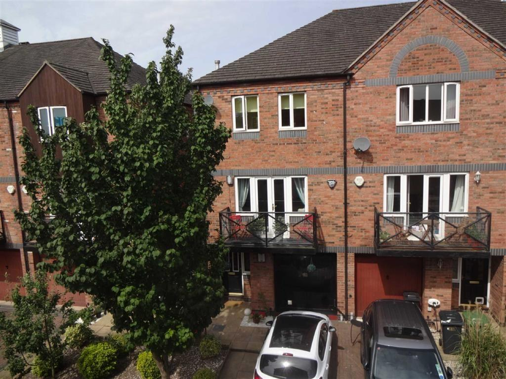 3 Bedrooms End Of Terrace House for sale in Roundhill Wharf, Kidderminster