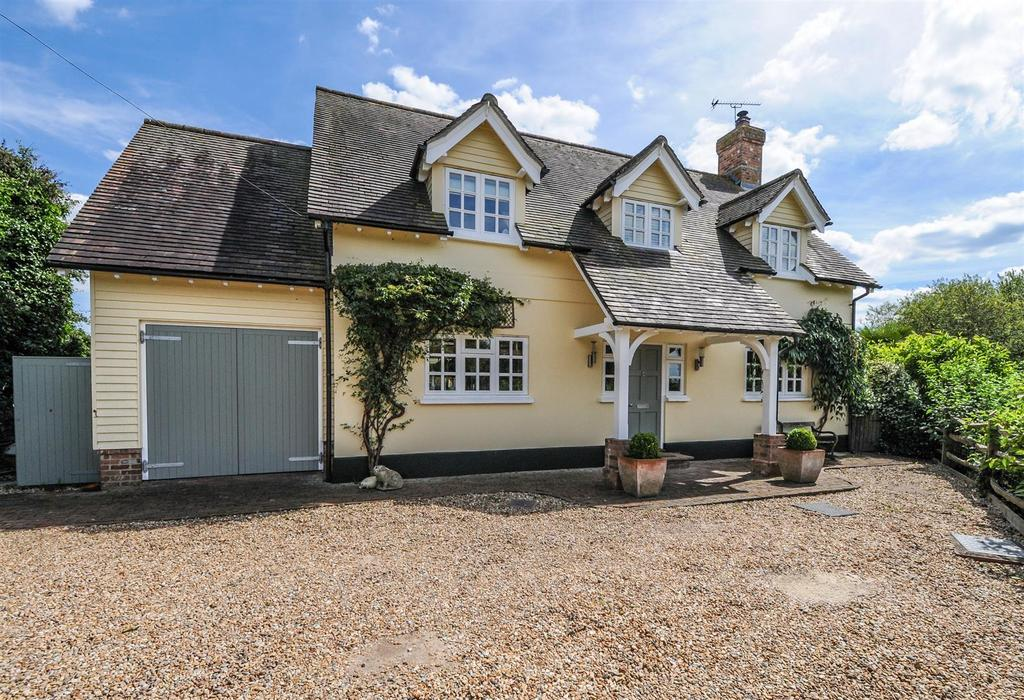 5 Bedrooms Detached House for sale in Horsemere Green Lane, Climping