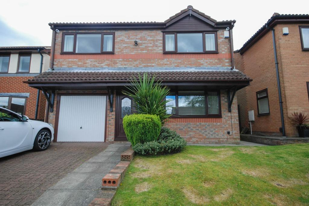 4 Bedrooms Detached House for sale in White House Way, Windy Nook