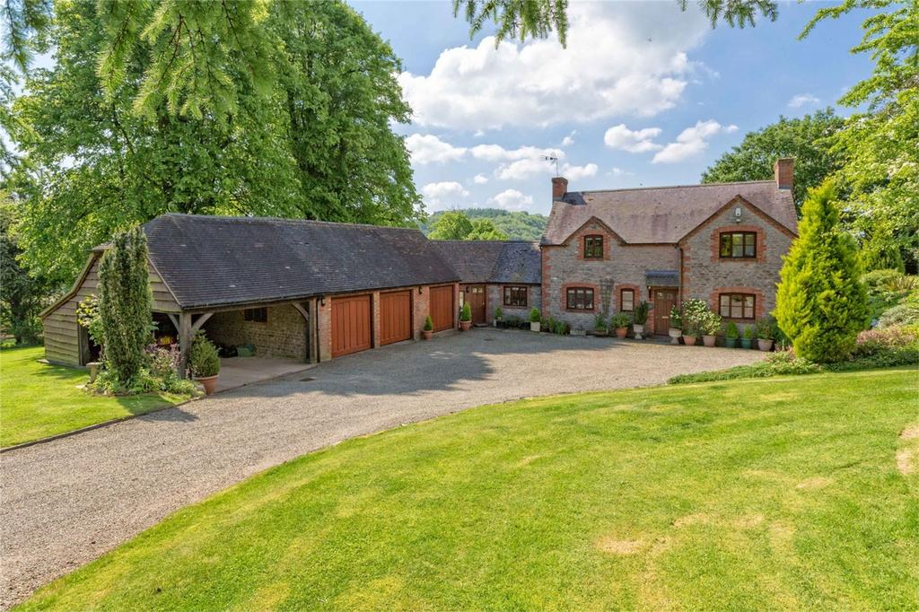 4 Bedrooms Cottage House for sale in The Pheasantry, Nr Much Wenlock, Shropshire