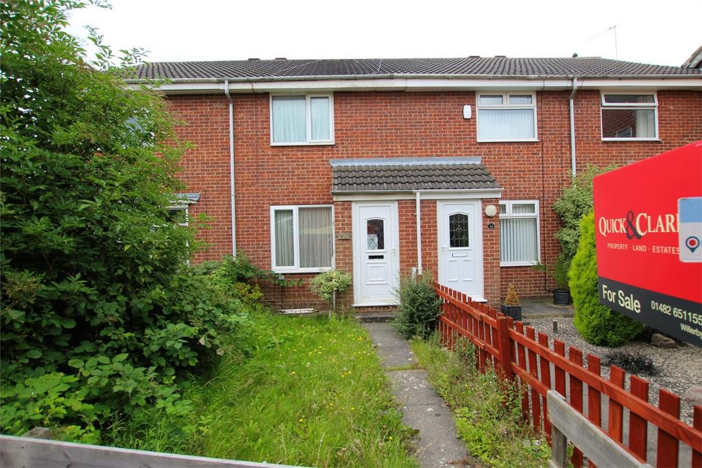 2 Bedrooms Terraced House for sale in Nunburnholme Park, Hull, East Riding of Yorkshire
