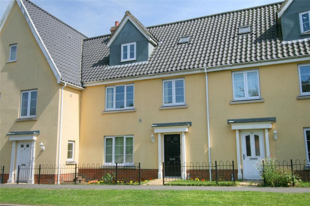 4 Bedrooms Terraced House for sale in The Butts, Kenninghall, NORWICH, Norfolk