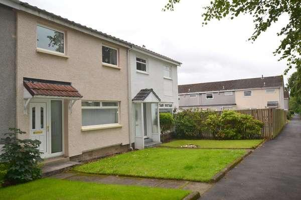 3 Bedrooms Terraced House for sale in 14 Glen Cannich, St. Leonards, East Kilbride, G74 2BW