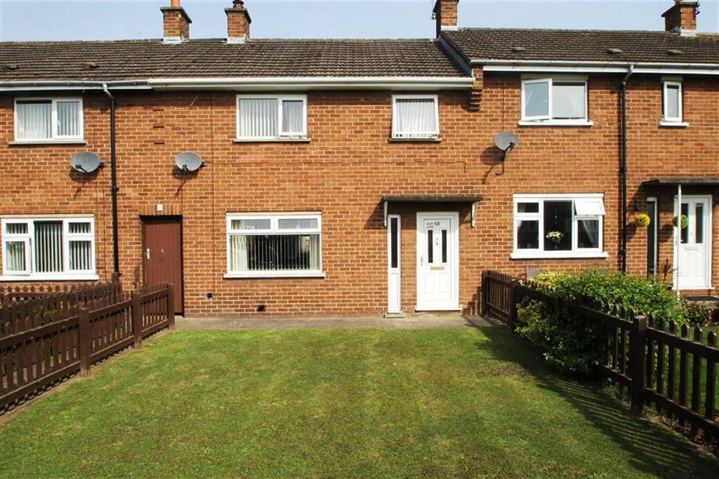 3 Bedrooms Terraced House for sale in Dyserth Road, Blacon