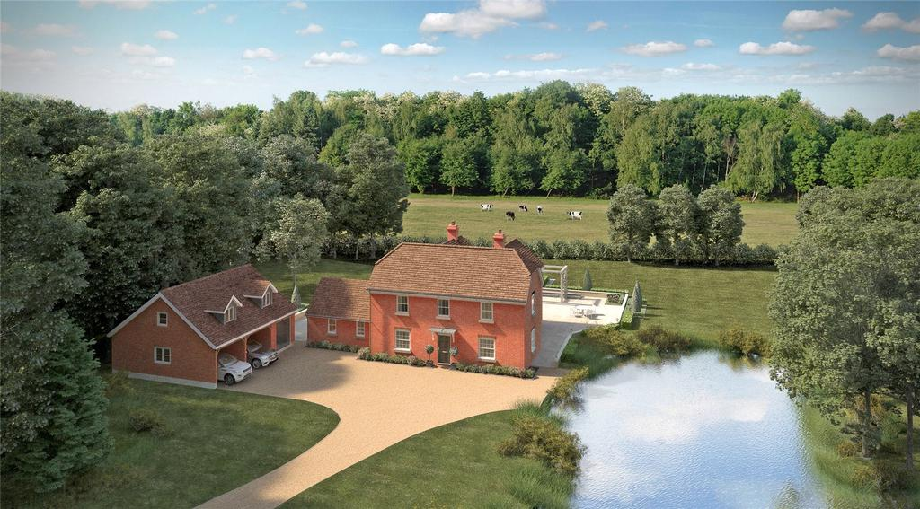 Land Commercial for sale in Frilsham, Berkshire, RG18