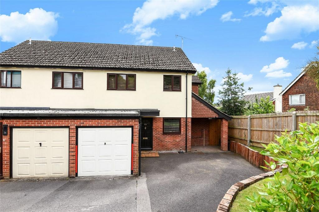 4 Bedrooms Semi Detached House for sale in Kings Worthy, Winchester, Hampshire