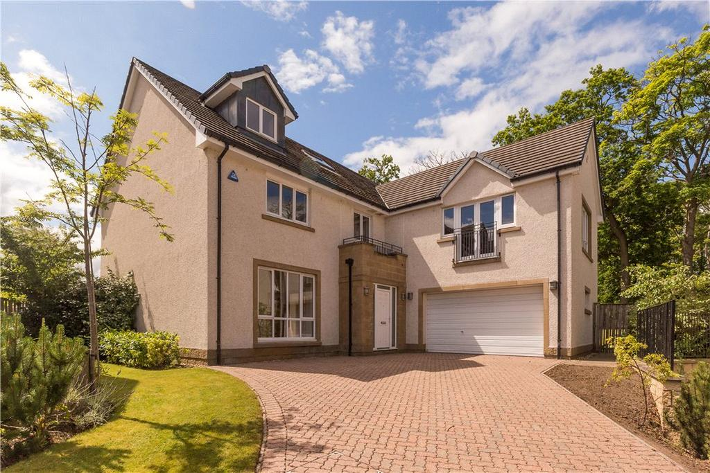 6 Bedrooms Detached House for sale in Pitcairn Grove, Edinburgh, Midlothian, EH10
