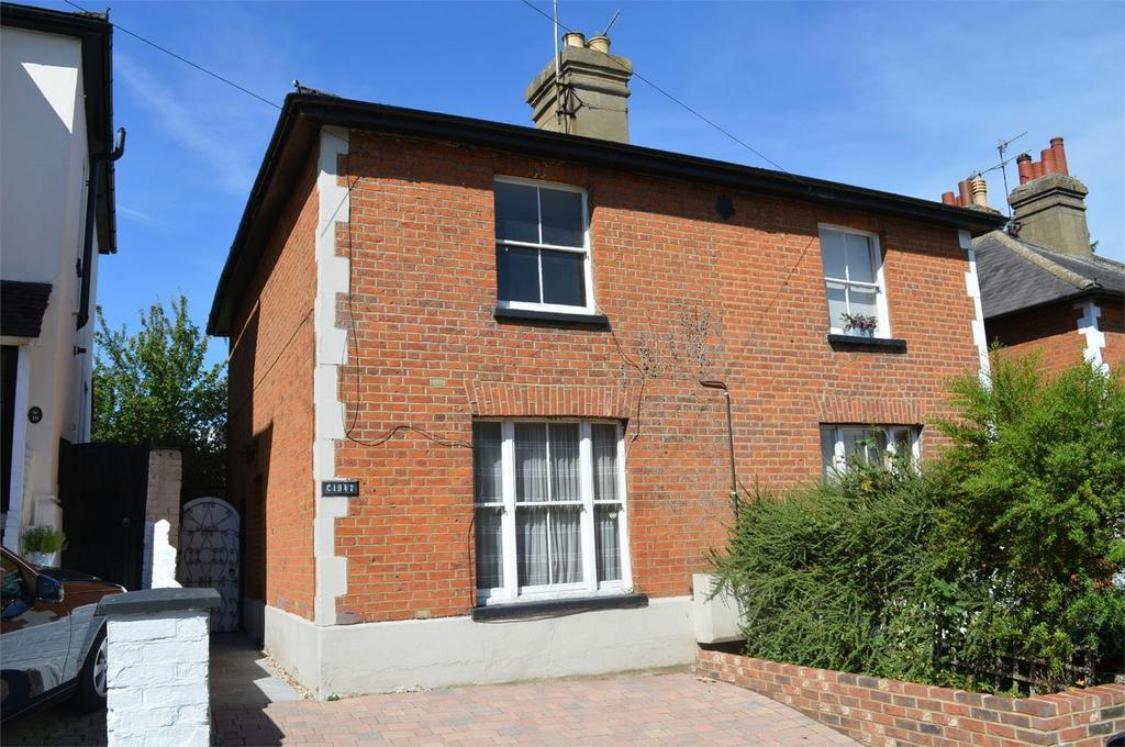 2 Bedrooms Semi Detached House for sale in 8 Portland Road, Bishop's Stortford