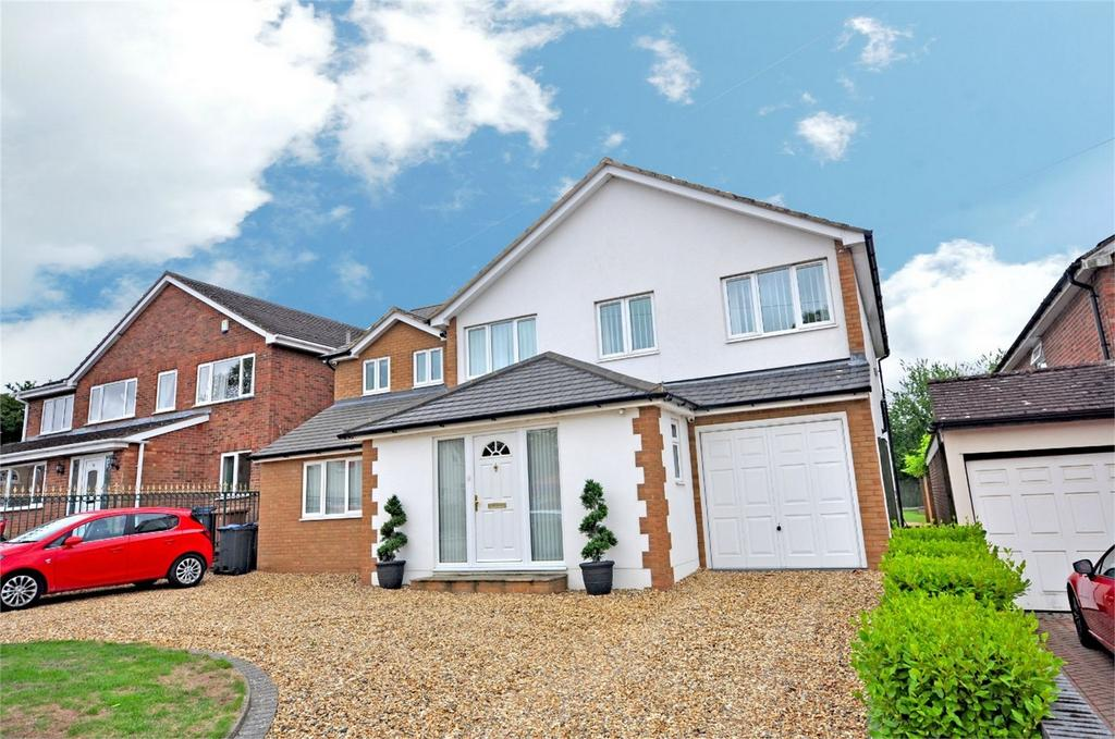 5 Bedrooms Detached House for sale in Hare Street Road, Buntingford