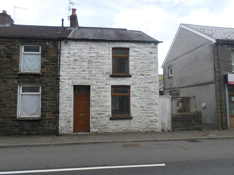 2 Bedrooms End Of Terrace House for sale in East Road, Tylorstown, Ferndale