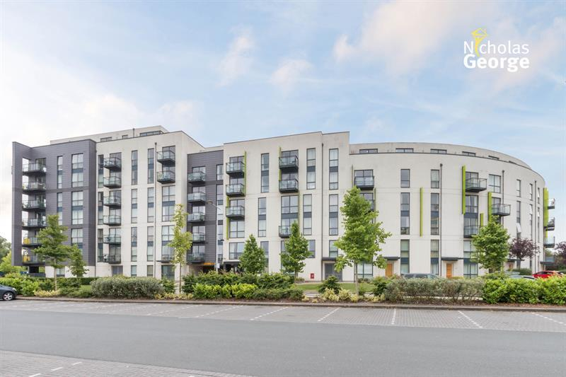 2 Bedrooms Flat for sale in Hemisphere Apartments, Edgbaston, Birmingham