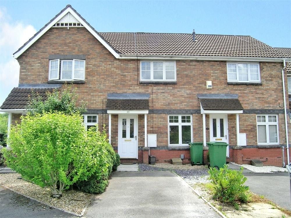 2 Bedrooms Terraced House for sale in Wicklow Close, Pontprennau, Cardiff