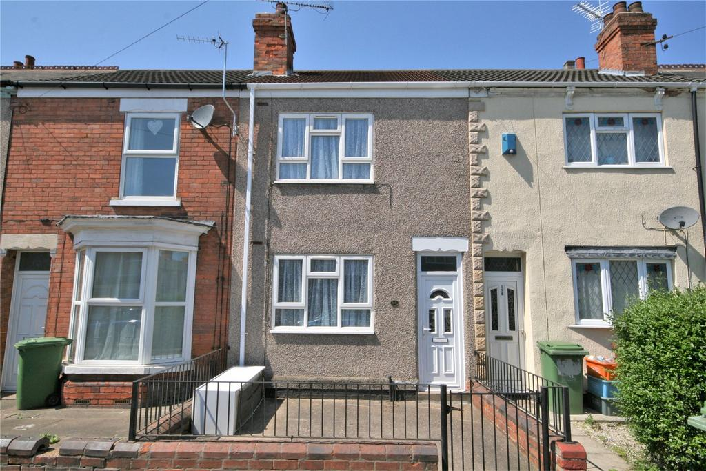3 Bedrooms Terraced House for sale in Lovett Street, Cleethorpes, DN35