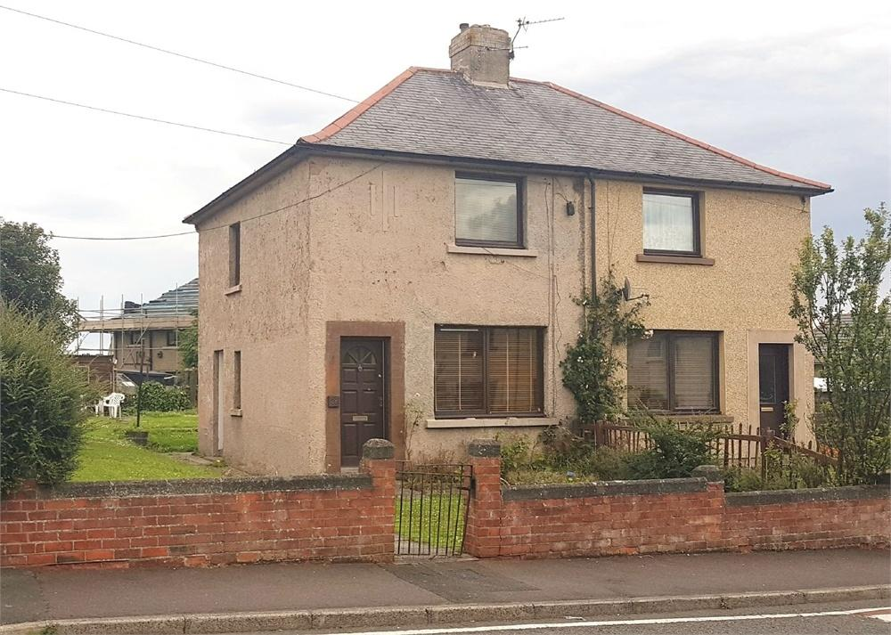 2 Bedrooms Semi Detached House for rent in 22 St Georges Road, Berwick-upon-Tweed, Northumberland