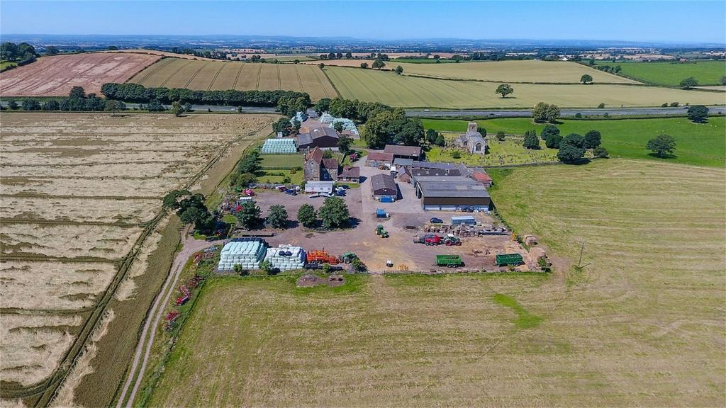 6 Bedrooms Land Commercial for sale in Knayton, Thirsk, North Yorkshire