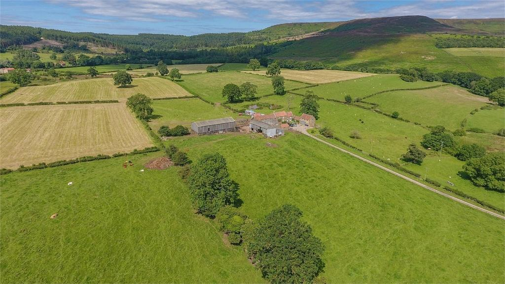 3 Bedrooms Land Commercial for sale in Nether Silton, Thirsk, North Yorkshire
