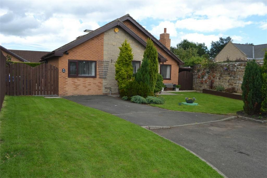 4 Bedrooms Detached House for sale in Longframlington, MORPETH, Northumberland