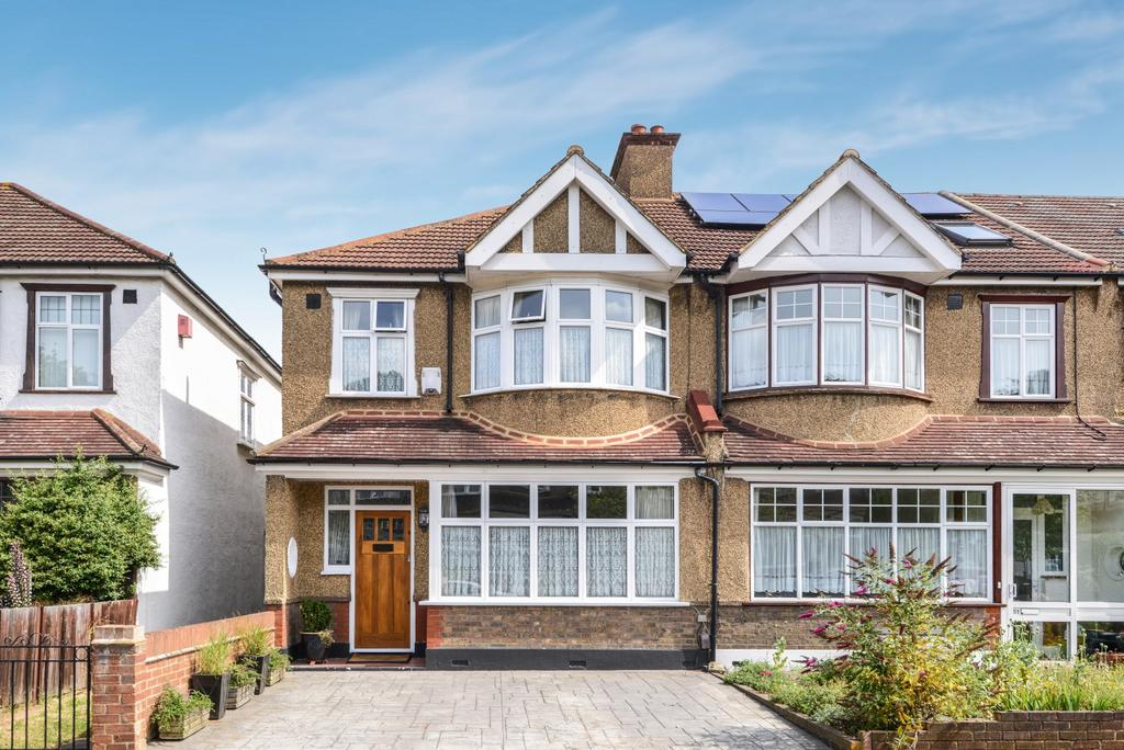 3 Bedrooms End Of Terrace House for sale in Eden Way Beckenham BR3