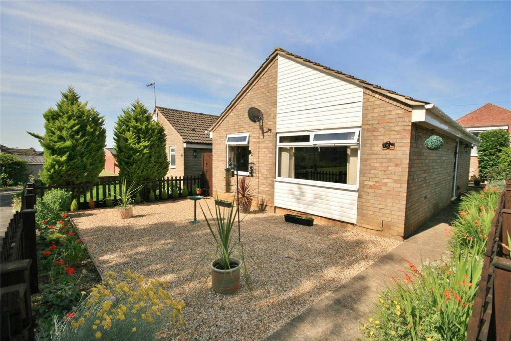 2 Bedrooms Detached Bungalow for sale in Seventh Avenue, Grantham, NG31