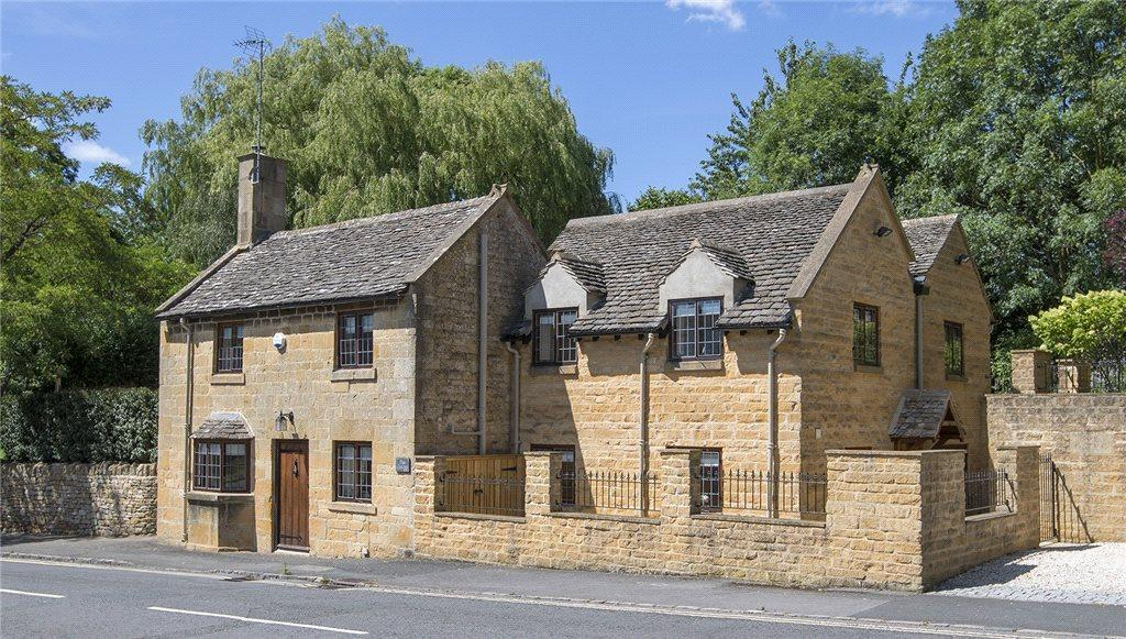 3 Bedrooms Detached House for sale in Upper High Street, Broadway, Worcestershire, WR12