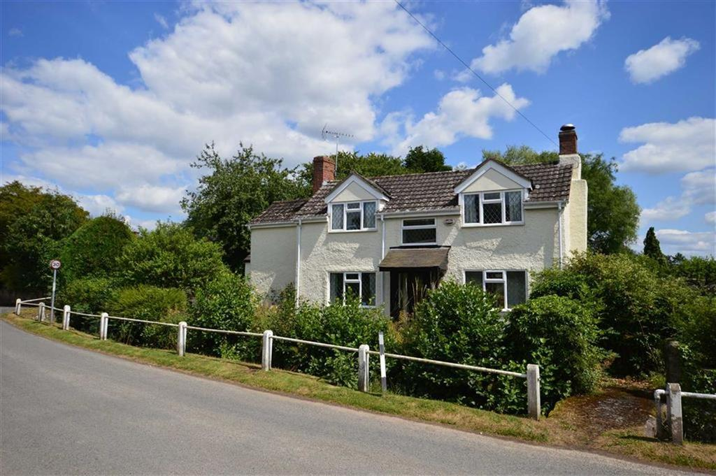 2 Bedrooms Cottage House for sale in Brookside Cottage, Yarpole, HR6