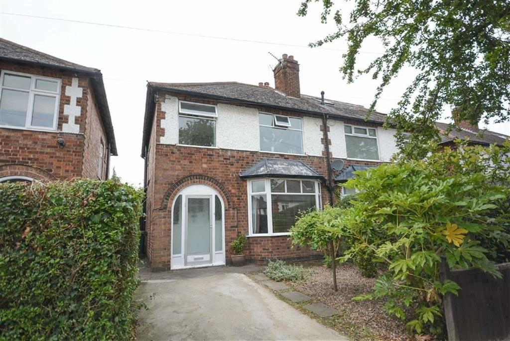 3 Bedrooms Semi Detached House for sale in Abbey Road, West Bridgford