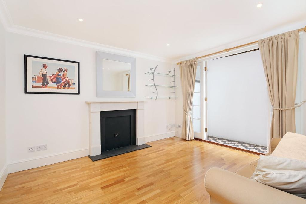 1 Bedroom Flat for sale in Courtfield Gardens , South Kensington, South Kensington