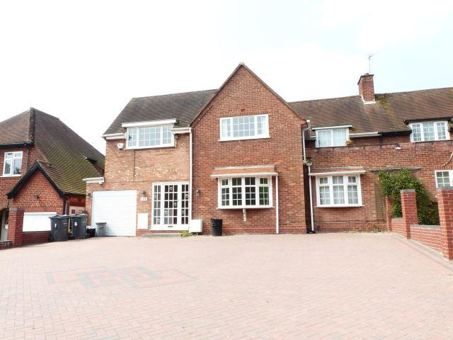 4 Bedrooms Semi Detached House for sale in Chester Road North,Sutton Coldfield,West Midlands