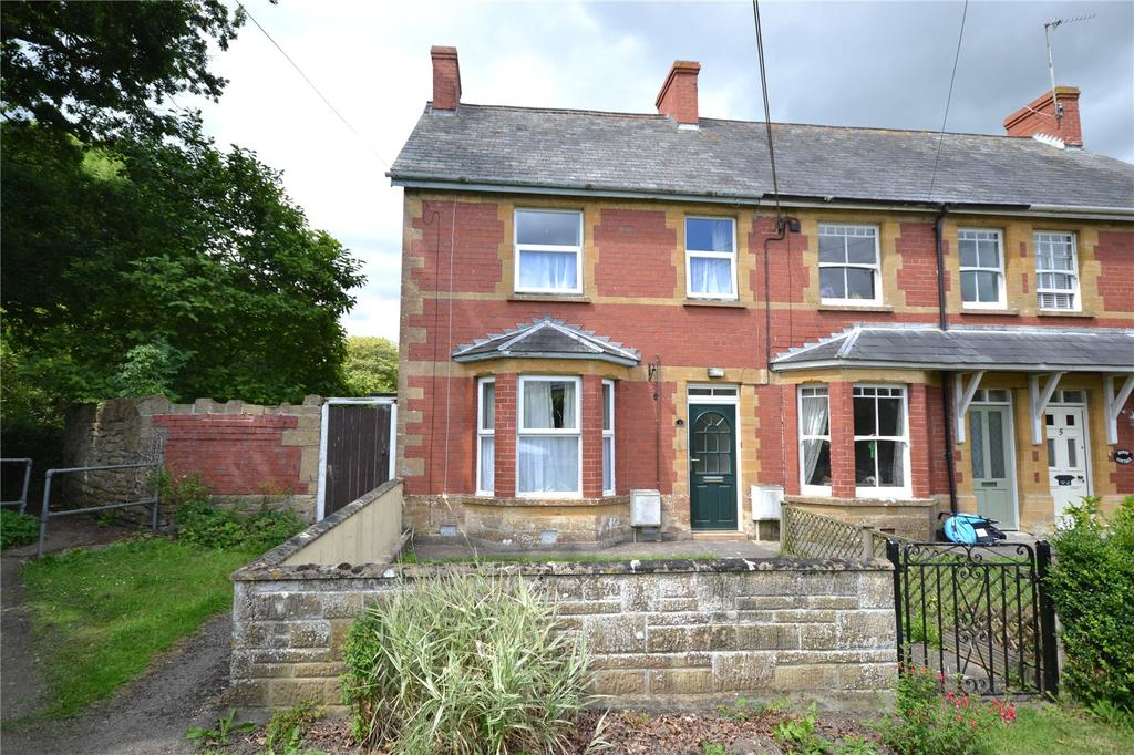 3 Bedrooms End Of Terrace House for sale in Queen Street, Tintinhull, Yeovil, Somerset