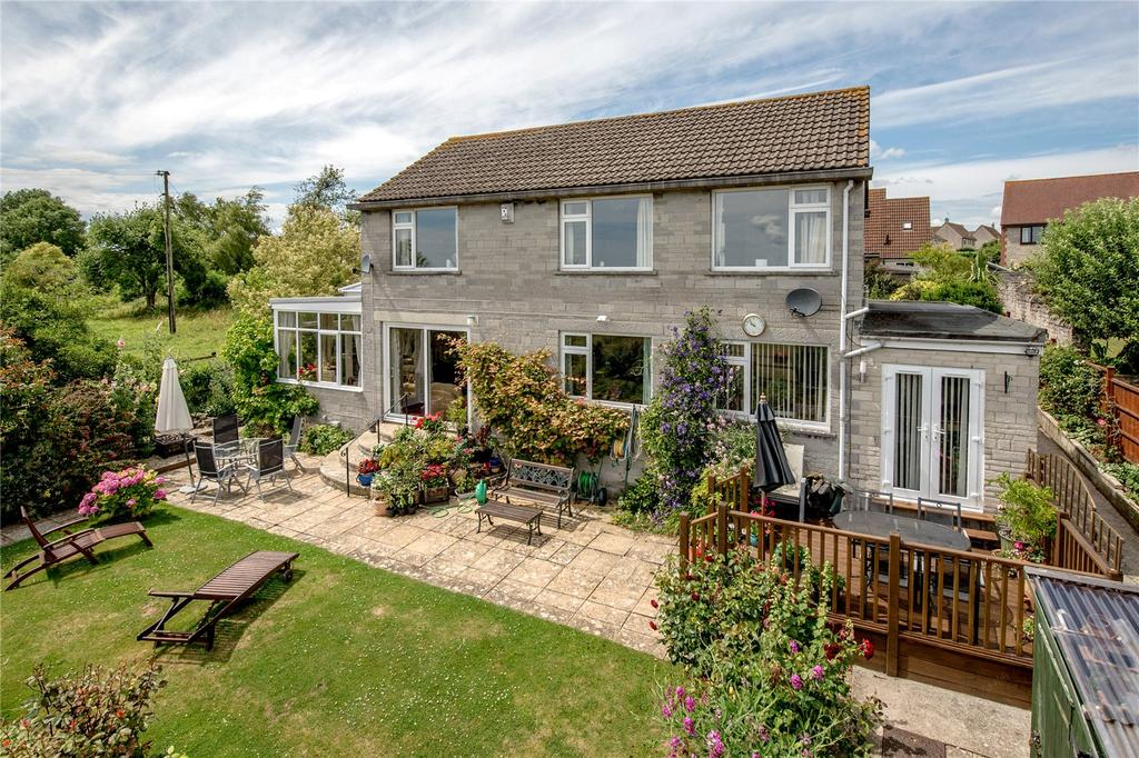 3 Bedrooms Detached House for sale in Bawlers Lane, Curry Rivel, Langport, Somerset
