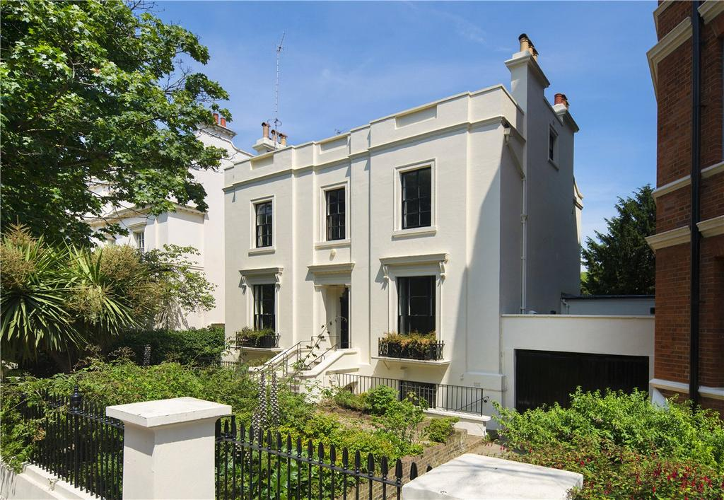 7 Bedrooms Detached House for sale in Park Place Villas, Maida Vale, London, W2