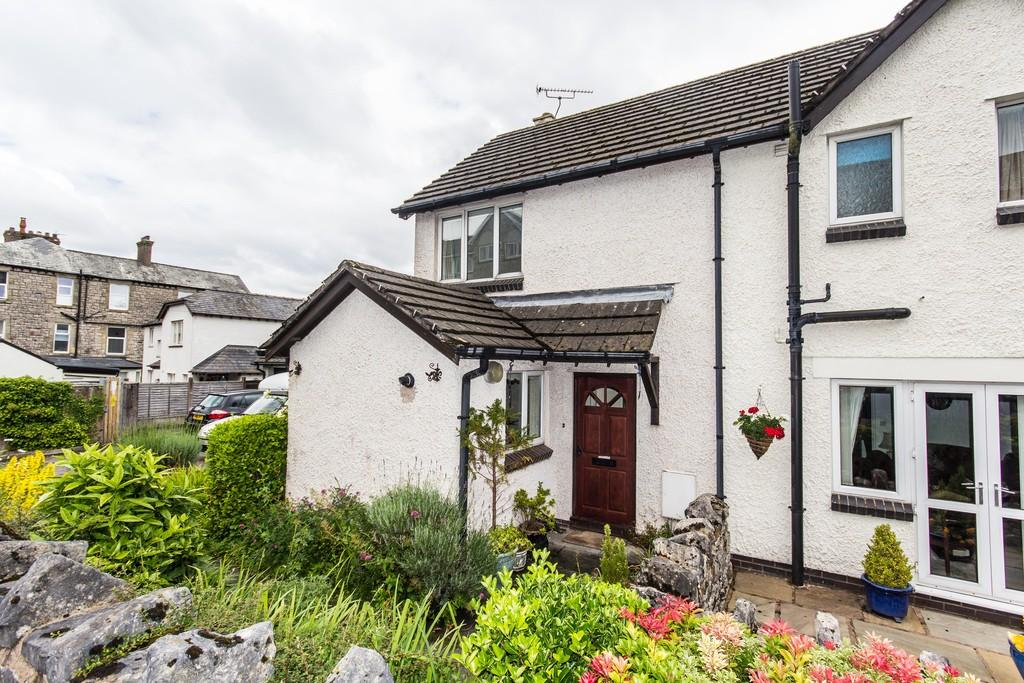 2 Bedrooms End Of Terrace House for sale in 4 Grayrigge Kents Bank Road, Grange-Over-Sands
