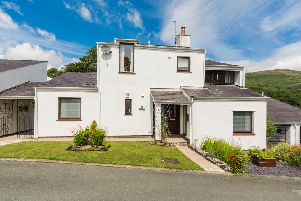 4 Bedrooms Link Detached House for sale in Oberon Wood, Beddgelert, North Wales