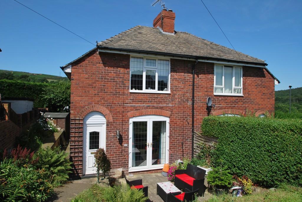 2 Bedrooms Semi Detached House for sale in Wilson Road Deepcar Sheffield
