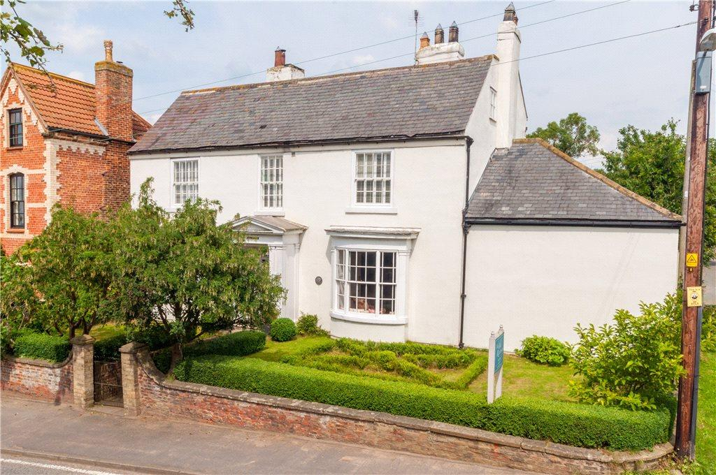 6 Bedrooms Unique Property for sale in Old Rectory, Thormanby, York, North Yorkshire