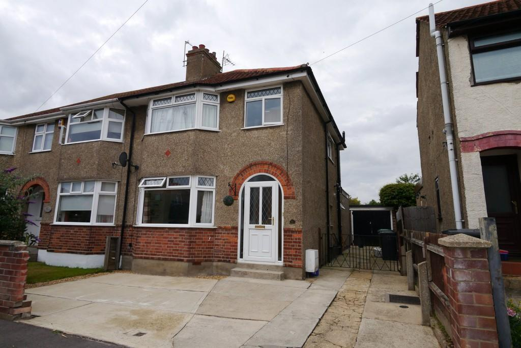 3 Bedrooms Semi Detached House for sale in Witney Road, Pakefield, Lowestoft