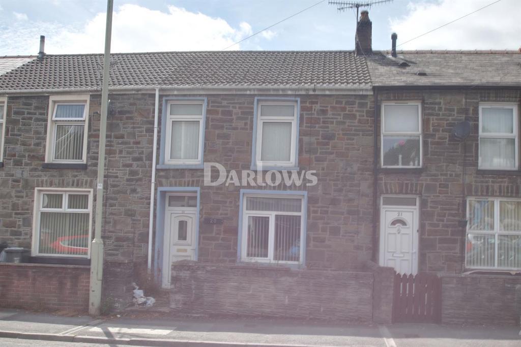 3 Bedrooms Terraced House for sale in Mardy Terrace Merthyr Tydfil