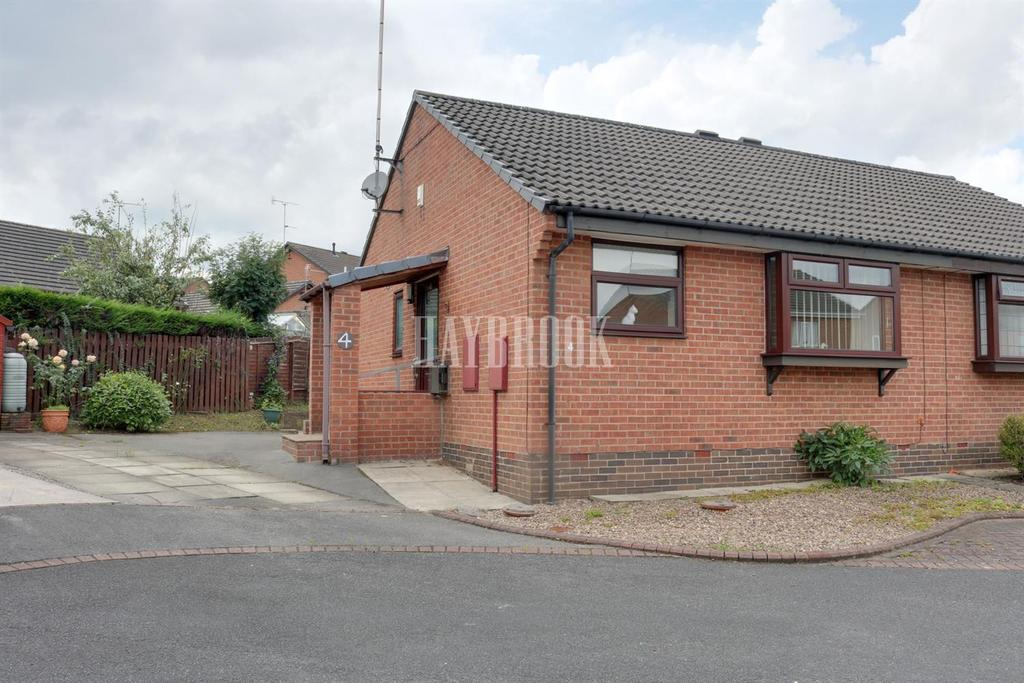 2 Bedrooms Bungalow for sale in Berry Holme Court, Chapeltown