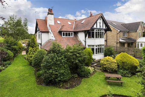 2 bedroom character property for sale - Flat 1, 15 Kings Road, Bramhope, Leeds