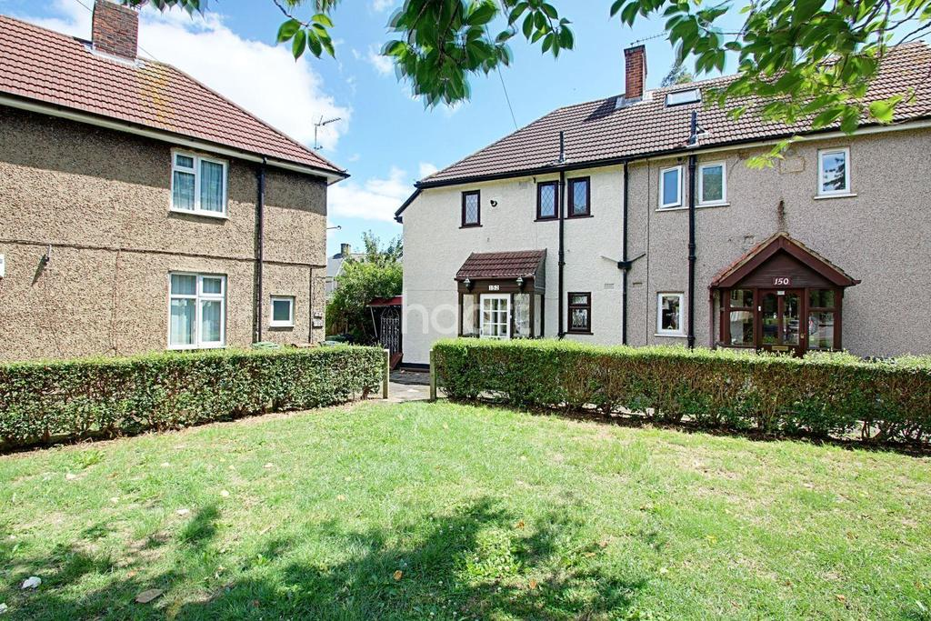 2 Bedrooms Semi Detached House for sale in Manor Square, Dagenham