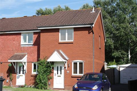 2 bedroom end of terrace house to rent - Linnet Close, Petersfield, Hampshire, GU31