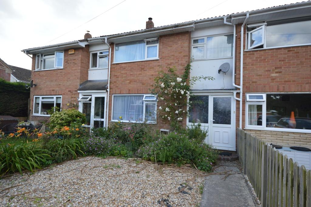 3 Bedrooms Terraced House for sale in Sheldrake Gardens, Hordle
