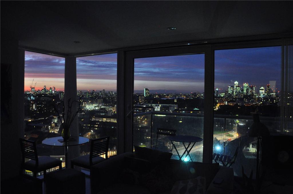 1 Bedroom Flat for sale in Distillery Tower, 1 Mill Lane, Deptford, London, SE8
