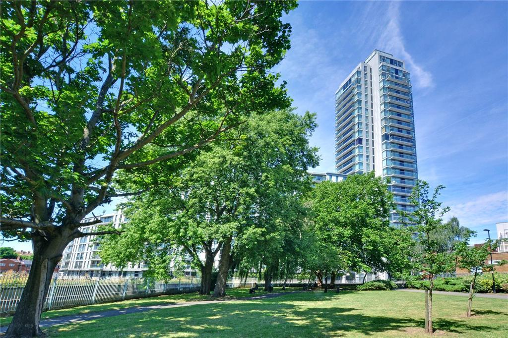 1 Bedroom Flat for sale in Distillery Tower, 1 Mill Lane, Deptford, London, SE8