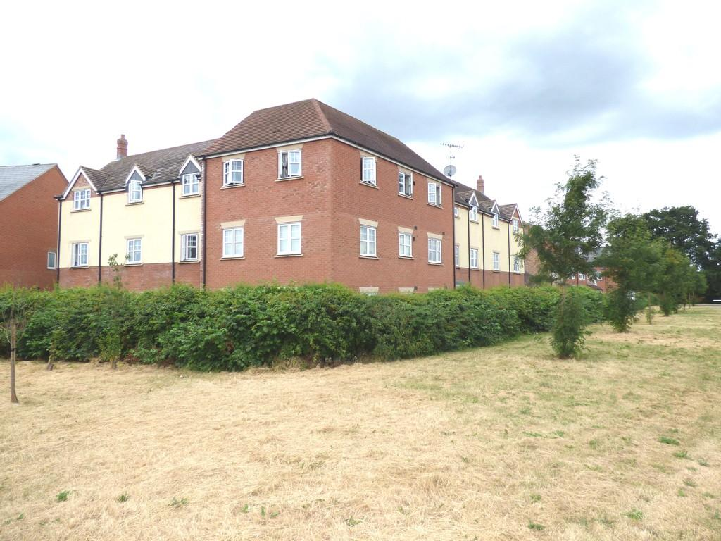 2 Bedrooms Apartment Flat for sale in Wordsworth Avenue , Stratford-Upon-Avon