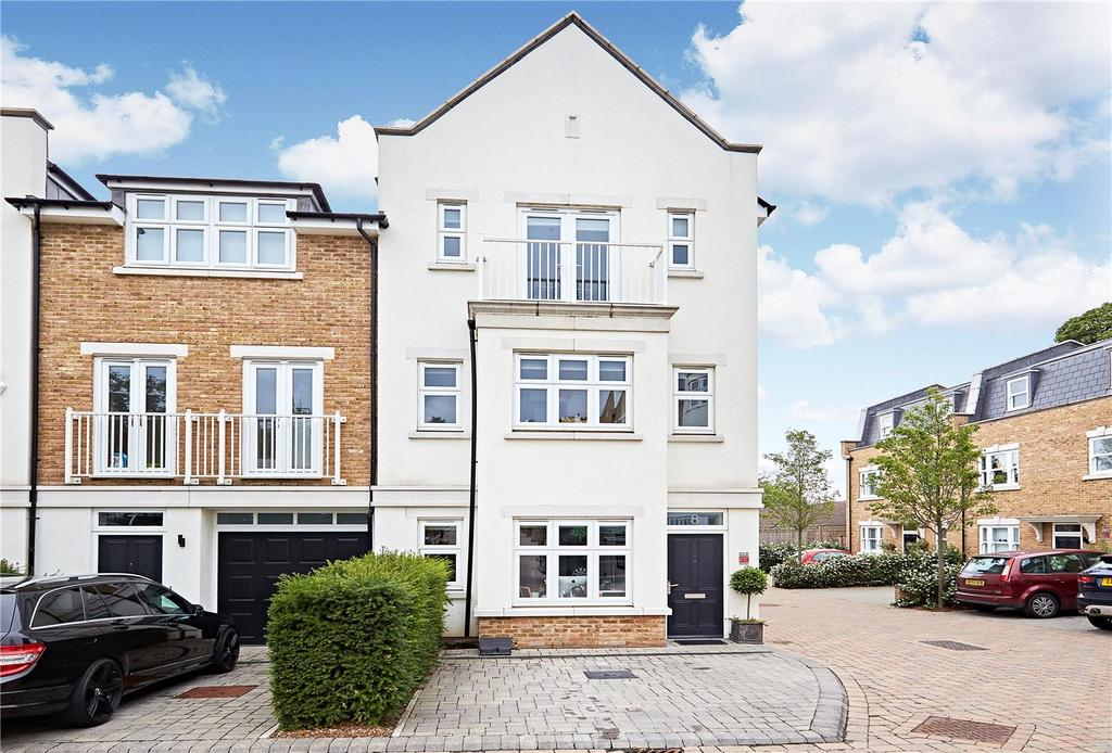 4 Bedrooms End Of Terrace House for sale in Emerald Square, London, SW15