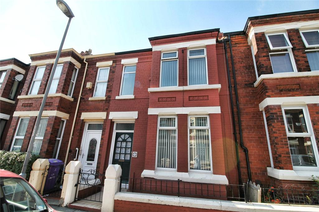 3 Bedrooms Terraced House for sale in Evered Avenue, Walton, L9