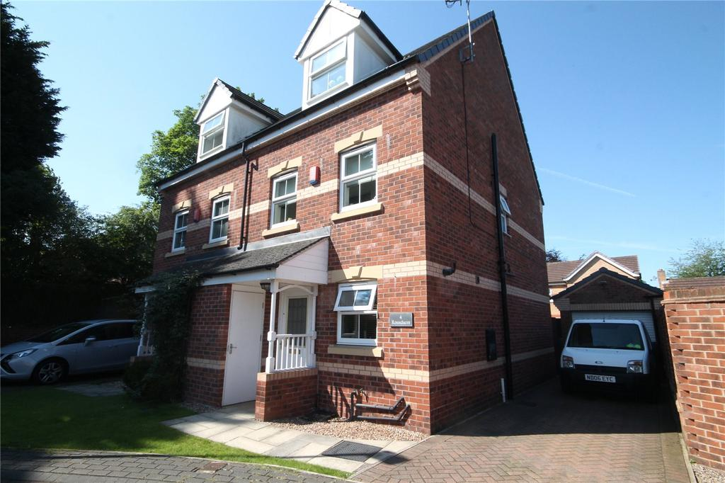 3 Bedrooms Semi Detached House for sale in Roundacre, Barnsley, S75